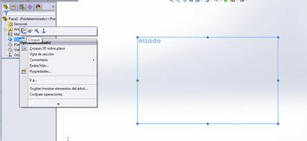 Insertar imágenes en Solidworks