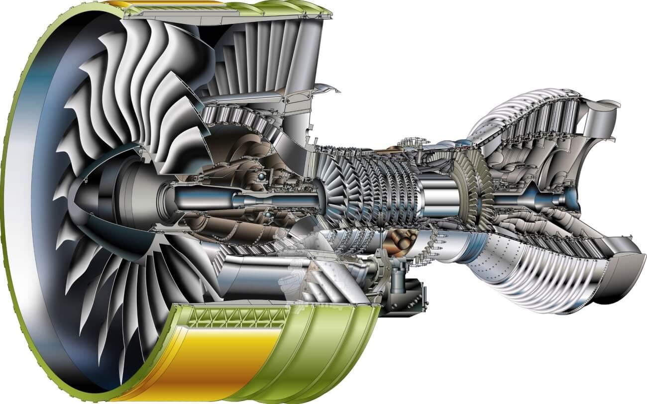 Tipos de camaras de combustion en motores a reaccion