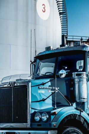 Características de los motores de camión